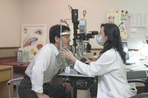 圖:眼科門診